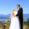 Rachel and Dusty : Sandpoint, ID Wedding photography